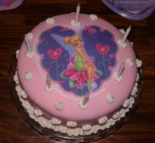 Princess with Printed Frosting