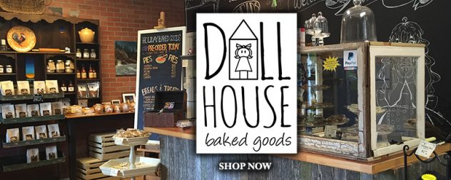 Doll House Baked Goods Online Store - Shop Now